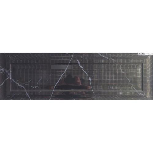 Настенная плитка Arabesco Frame Black glossy 300*900