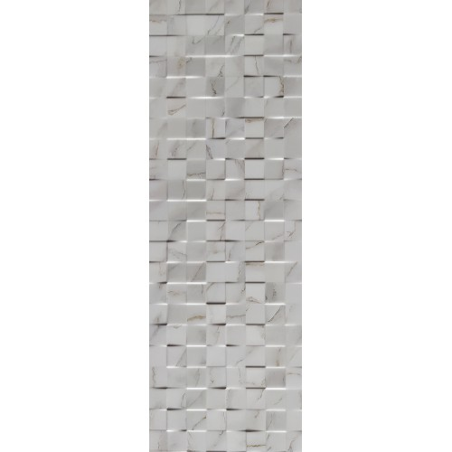 Настенная плитка Barabas white rustic  30*90