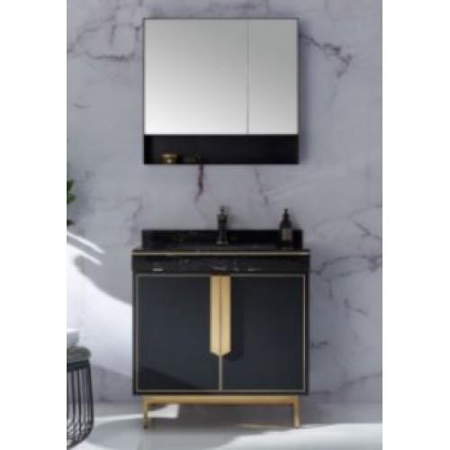 Комплект мебели для ванной BN-8933 800*550