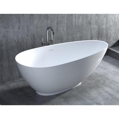 PAOLA 160/77/57. Отдельностоящая ванна из камня 1-11514