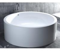 ISOLA. Круглая ванна из камня 1-11114