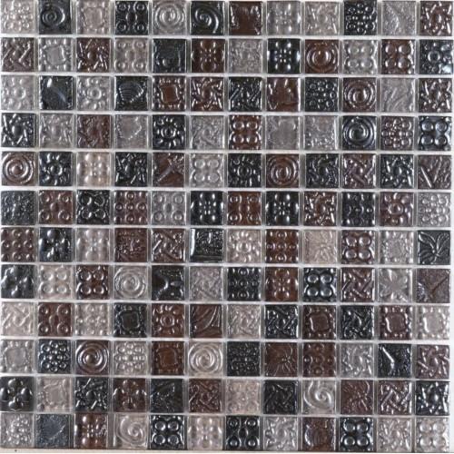 Мозаика Vetro Latte Bijou 300*300 (0026539)