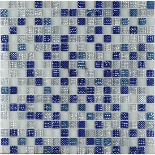 Мозаика Vetro Marmellata Blue 300*300 (0026539)