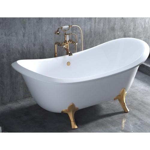 ORIA. Классическая ванна на ножках 1-10414