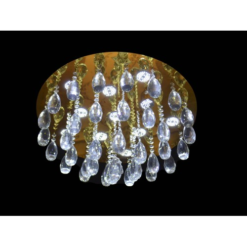 Люстра SN-16193-55 gold
