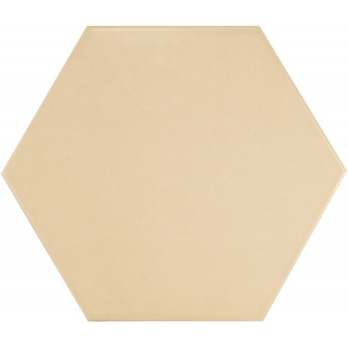 Напольная плитка HEXATILE CREMA MATE 17,5х20