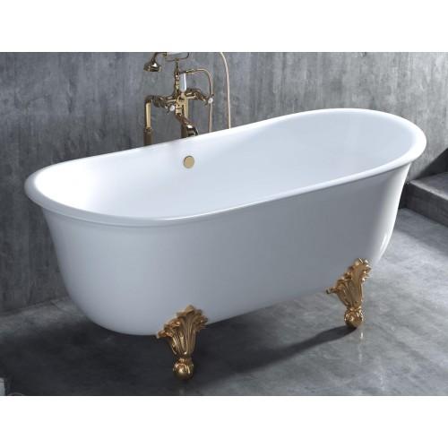 EGIDA. Отдельностоящая ванна на ножках 1-10514