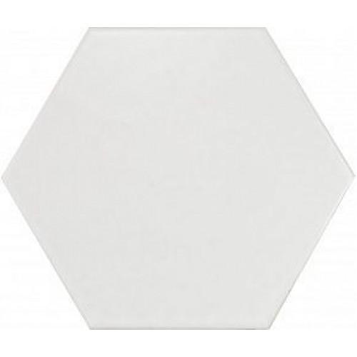 Напольная плитка HEXATILE BLANCO MATE 17.5х20