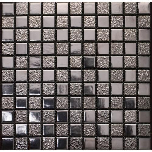 Мозаика AT250103S (HE250001,В250106) 300*300 (серебро)