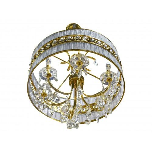 Люстра JTF8398/6 Gold