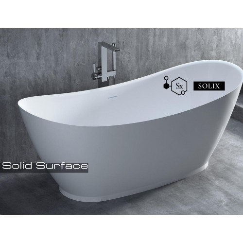 NOEMI 185/76/72s. Отдельностоящая ванна из камня 1-11614S