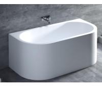 GIADA. Пристенная ванна из камня 1-10914