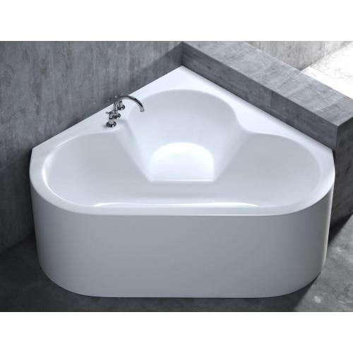 IGINA. Угловая ванна из камня 1-11214