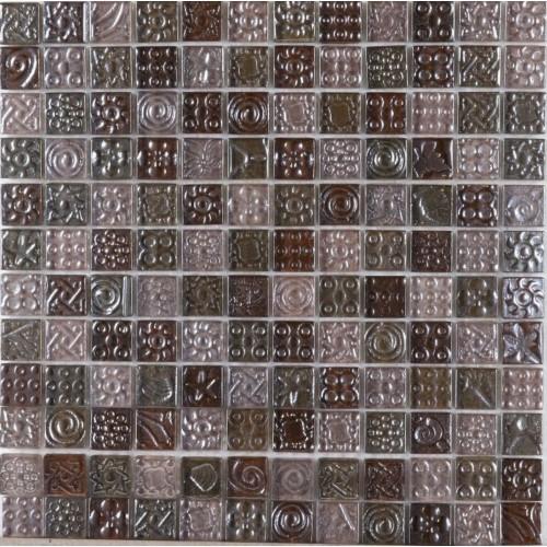 Мозаика Vetro Shocolate Bijou 300*300 (0026539)