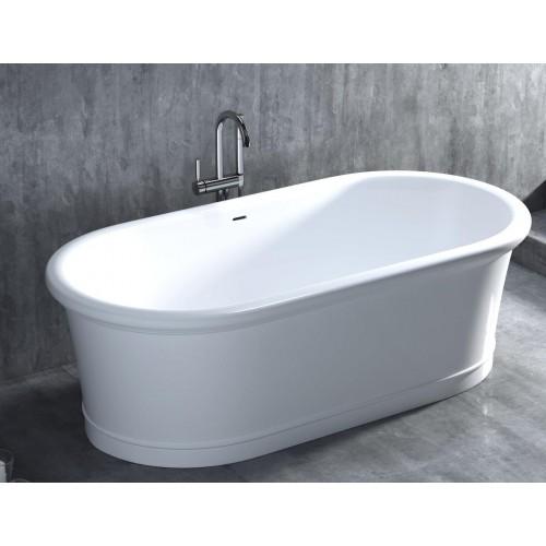 ELIA. Классическая отдельностоящая ванна из камня 1-10714